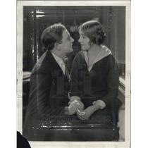 "1924 Press Photo Laurette Taylor and J. Manners in ""Happiness"" - XXB02517"