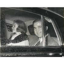 1964 Press Photo King Constantine/Queen Anne-Marie/Greece - KSB64453