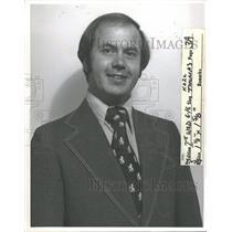 1976 Press Photo Pilot Karl Thomas,Spirit of '76-Helium - RRV35705