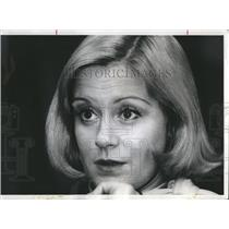 1974 Press Photo Mary Ure, Love for Love, Harold Prince - RSH49375