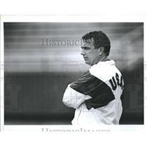 1988 Press Photo US Olympic Field Hockey Coach, Boudewijn Castelijn - RSH68819