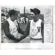 1965 Press Photo Illinois State High School Baseball Tournament Bob Stevens