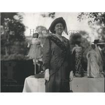 1913 Press Photo Mrs. Thomas Marshall - XXB12653
