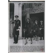 1964 Press Photo King Constantine Greece - RSH73419