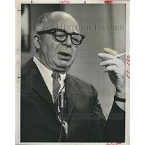 "1979 Press Photo Billy Wilder on ""The Today Show"" - RSH73165"
