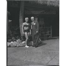 1923 Press Photo Mrs Diane Struble John J Bray - RSH25839