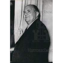 Press Photo Former Chief Interpreter For Adolph Hitler Paul Schmidt - KSB72515