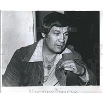 1978 Press Photo Johnny Bucyk of the Boston Bruins  - RSH35157