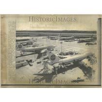 1969 Press Photo Jumbo Jets delayed Boring Paine plant - RRV91309