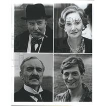 """Press Photo Sian Phillips, on """"Masterpiece Theatre"""", """"The Wilderness Years"""""""