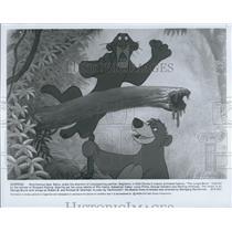 "1968 Press Photo Walt Disney's Classic ""The Jungle Book"" - DFPG12681"