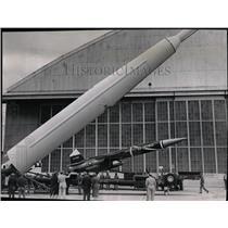1968 Press Photo Lowry airman IRBM Missiles Firing - RRX62483