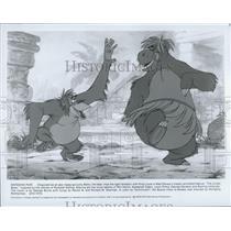 "1967 Press Photo Walt Disney's Classic ""The Jungle Book"" - DFPG12679"