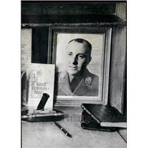 1960 Press Photo Former Nazi-Leader Martin Bormann. - KSB15681