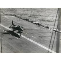 1970 Press Photo Jaguar M 05 Makes First Test Flights at Clemenceau