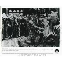 "1912 Press Photo ""Queen Elizabeth "" Sarah Bernhardt stars - DFPG79189"