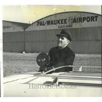 1964 Press Photo Priester Pal-Waukee Airport - RRW52647