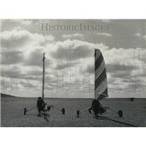 1967 Press Photo Trans-Sahara Sand-Yachting