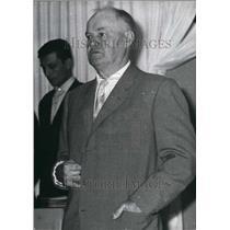 1964 Press Photo Mr Maurice Thorez of French communist party