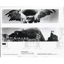 """1927 Press Photo Scene from the film """"Napoleon"""" - DFPG84339"""