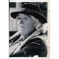 1964 Press Photo Margaret Rutherford, English Character Actress - RSL59585