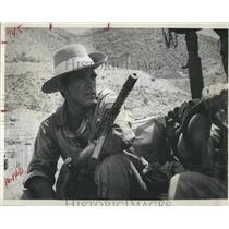1967 Press Photo Actor Chris George - RSH15977