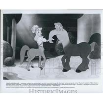 "1940 Press Photo Animated film ""Fantasia"" from Walt Disney - DFPG49351"