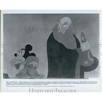 "1940 Press Photo Animated film ""Fantasia"" from Walt Disney - DFPG49349"