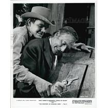 "1968 Press Photo Scene From Walt Disney Movie ""The Mystery Of Edward Sims"""