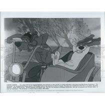 "1970 Press Photo Walt Disney Animated Movie ""The Aristocats"" - DFPG18485"