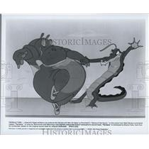 "1940 Press Photo Animated film ""Fantasia"" from Walt Disney - DFPG49347"
