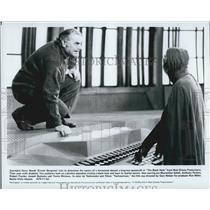 "1979 Press Photo Ernest Borgnine stars in Walt Disney Pictures' ""The Black Hole"""