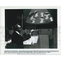 """1940 Press Photo Animated film """"Fantasia"""" from Walt Disney Maestro Irwin Kostal"""