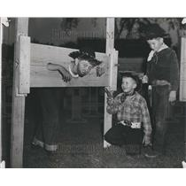 1950 Press Photo Des Plains Cook County Illinois O Hara - RRR85615