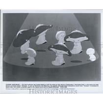 "1940 Press Photo Walt Disney Productions Animated Film ""Fantasia"" - DFPG49339"