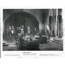 "1927 Press Photo Actors in ""Napoleon"" - DFPG84343"