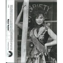 "Press Photo Marilu Henner in ""Rustlers"" - RSH99585"