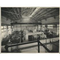 1921 Press Photo Peoples gas lights & Coke Co Plant - RRR91101