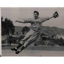 1940 Press Photo Bobby Mattick Infielder Cubs Traded To Cincinnati Reds MLB