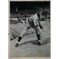1939 Press Photo Pitcher John Kramer - nea02149