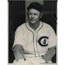 1932 Press Photo Frank May, Pitcher