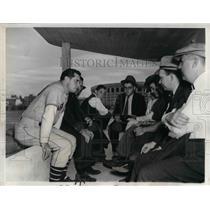 1938 Press Photo Bill Terry Manager NY Giants