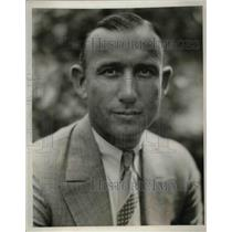 1930 Press Photo Washington Sam Jones Pitcher