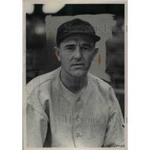 1933 Press Photo Alvin Crowder Pitcher Washington - nea02257