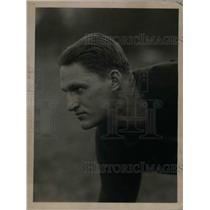 1921 Press Photo Yale University Football Player Albert Into - nea13679