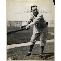 1922 Press Photo Browns rookie baseball player Catcher Btyant - nea07634