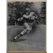 1921 Press Photo Lou Little head Coach Columbia University Baker Field
