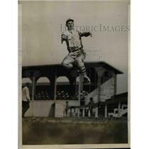 1927 Press Photo Thomas Pitcher for NY Giants - nea08325