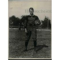 1923 Press Photo Percy jenkins Harvard half back Football player - nea11998