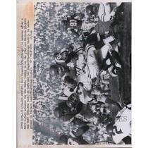1959 Press Photo Chicago Cardinals Rick Casares - nea09680